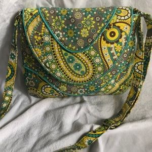 Like 🆕 Crossbody in Lemon Parfait by Vera Bradley